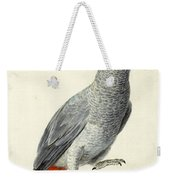 A Parrot Weekender Tote Bag