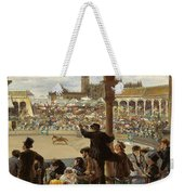 A Pass In The Bullring Weekender Tote Bag