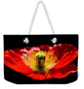 A Passion For Life Weekender Tote Bag