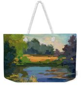 A Patch Of Sun Weekender Tote Bag
