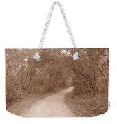 A Path In Life Weekender Tote Bag
