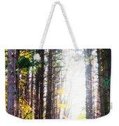 A Path In The Pines Weekender Tote Bag
