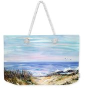 Where The Waves Are Weekender Tote Bag