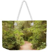 A Path To The Redwoods Weekender Tote Bag
