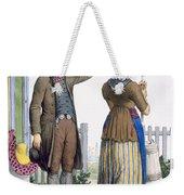 A Peasant Couple Of Parmerend, North Weekender Tote Bag