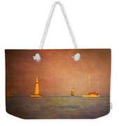 A Perfect Summer Evening Weekender Tote Bag by Loriental Photography
