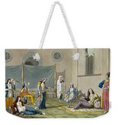 A Persian Harem, From Le Costume Ancien Weekender Tote Bag