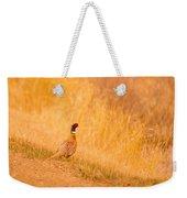 A Pheasant  Weekender Tote Bag