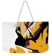 A Photographer In Action Weekender Tote Bag