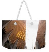 The Light Of Heaven On Earth Weekender Tote Bag