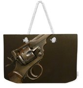 A Pilot's Pistol Weekender Tote Bag