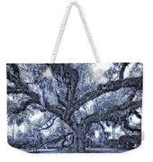 A Place For Dying Blue Weekender Tote Bag