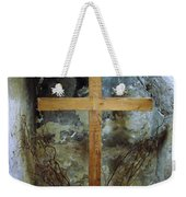 A Place For Prayer Weekender Tote Bag