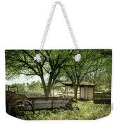 A Place In The Shade Weekender Tote Bag