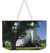 A Place Of Prayer Weekender Tote Bag