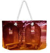 A Place Of Solace After Loss Weekender Tote Bag