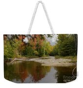 A Place To Enjoy Weekender Tote Bag
