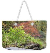 A Place To Think II Weekender Tote Bag
