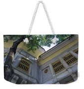 A Place To Watch The World Go By Weekender Tote Bag