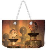 A Play Of Light At Dusk Weekender Tote Bag by Loriental Photography