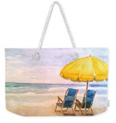 A Pleasure Island Afternoon Weekender Tote Bag