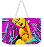 A Portrait Of A Mother's Love Weekender Tote Bag