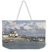 A Postcard From St Ives Weekender Tote Bag