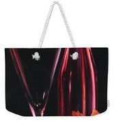 A Prelude To Romance Weekender Tote Bag
