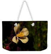 A Pretty Flower In The Sun Weekender Tote Bag