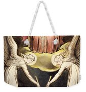 A Priest On Christ's Throne Weekender Tote Bag