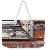 A Quarter Window Weekender Tote Bag