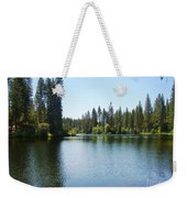 A Quiet Place - Bass Lake Weekender Tote Bag