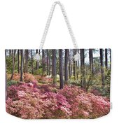 A Quiet Spot In The Woods Weekender Tote Bag