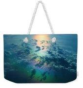 A Rainless Rainbow Weekender Tote Bag