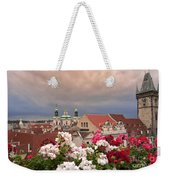 A Rainy Day In Prague 2 Weekender Tote Bag