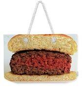 A Rare Hamburger Weekender Tote Bag