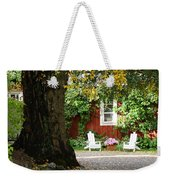 A Relaxing Finnish Afternoon Weekender Tote Bag