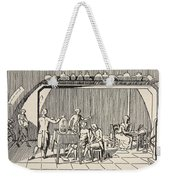 A Respiration Experiment Weekender Tote Bag