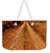 A Road Less Traveled Weekender Tote Bag by DJ Florek