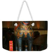 A Rocking Horse Of Many Colors Weekender Tote Bag