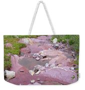 A Rocky Creek Weekender Tote Bag