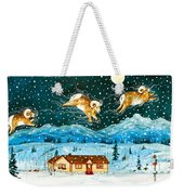 A Rocky Mountain Dream                             Weekender Tote Bag