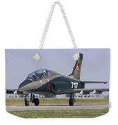 A Romanian Air Force Advanced Trainer Weekender Tote Bag