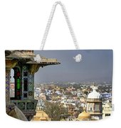 A Room With A View.. Weekender Tote Bag