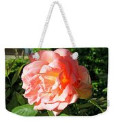 A Rose And A Rose Weekender Tote Bag