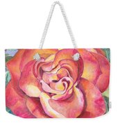 A Rose For Mom Weekender Tote Bag