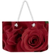 A Rose Within A Rose Weekender Tote Bag