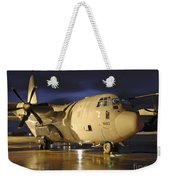 A Royal Air Force C130j Hercules Weekender Tote Bag
