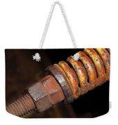 A Rusty Spring Weekender Tote Bag