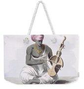 A Sarinda, Or Hindostan Type Violin Weekender Tote Bag